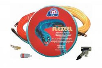 Acme Automotive A3711 Paint Booth Kit with 35' Flexeel Hose