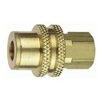Amflo C2R Female Thread Recapper Series Coupler - 1/4 In NPT