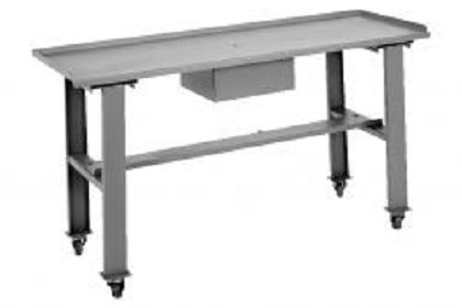 Prime Atec Trans Tool T 0177 W 6 Work Bench Table 6 Ft Free Standing Slopped W Drain Casters Machost Co Dining Chair Design Ideas Machostcouk