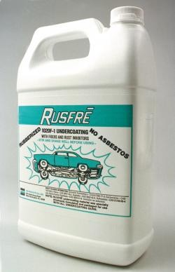 Proform (Rusfre) 1020F-1 Black Undercoating Material