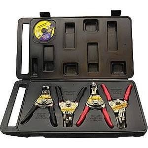 Ratchet Master QRP4S - Plier Quick Release & Hose Puller 4 Pc. Set