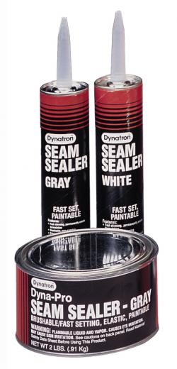 3M 550 Dynatron Gray Seam Sealer-Caulk-12Oz
