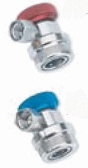 FJC 6011 R134a Quick Coupler Set