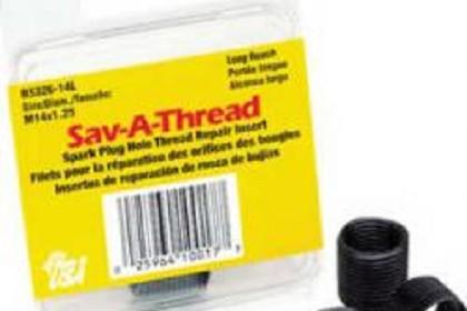 Helicoil R5326-14E R-pk Sav-a-thread M14x1 45 Inserts(6pk)