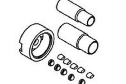 Kent Moore DT-49291 Clutch Passage Plug Kit