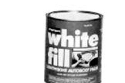 3M 01178 White Fill Gal
