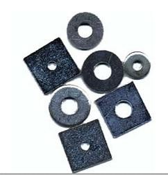 "Marson 40654 1/2"" Square Steel Back-Up Washer For 1/8"" Rivet, Pack Of 500"