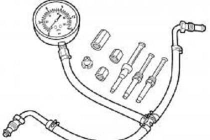 OTC 7873 GM Throttle Body Injection TBI Test Fitting Kit