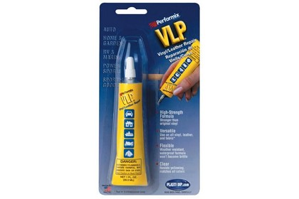 Plasti Dip 61z09 Vlp Vinyl Leather Repair 1 Oz Tube Clear