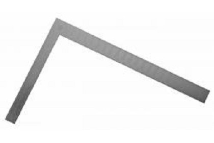 Stanley 45 910 24 X 2 Steel Rafter Roofing Square