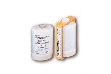 RBL Products 102 AutoMask Refill Roll 21 In x 115 Ft