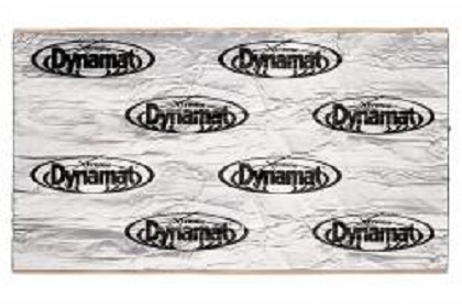 RBL Products 136 Xtreme Dynamat Sheet - 24 In x 48 In