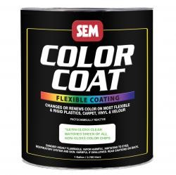 SEM Paints 13011 Satin Gloss Clear Gallon
