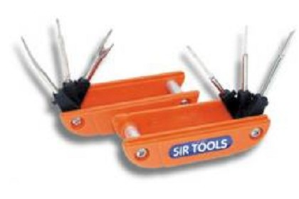 Sir Tools ST9024 Wire Terminal Extractors `Swiss Army Knife`