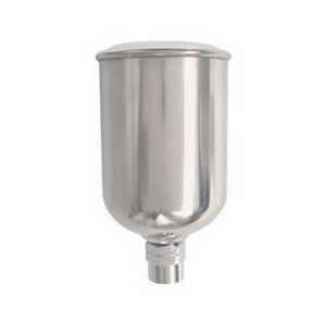Titan 19903 150ml Stainless Steel Gravity Feed Paint Cup