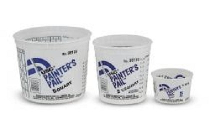US Chemical 36170 Painter's Pail 1 Pint  100 Pack