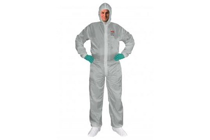 Shoot Suit 3556 Hhl Paint Suit Xxxxl Lt Gray